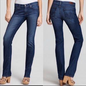 🌺AG The Charlotte Straight Leg Jeans